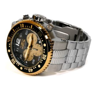 Invicta 25075 Pro Diver Quartz Stainless Steel Casual Watch