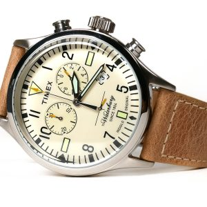 Timex TW2P84200 The Waterbury Chronograph Watch