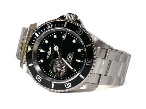 Invicta 20433 Automatic Black Dial Watch