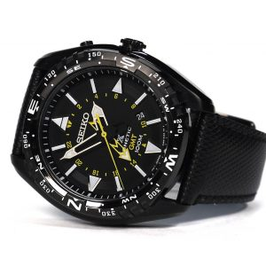 Seiko SUN057 GMT X Prospex Kinetic Watch