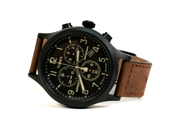 Timex Tw4B15700 Expedition Chronograph Watch