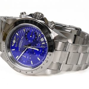 Invicta 9329 Speedway Collection Blue Dial Chronograph Watch