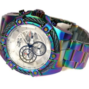Inivicta 25520 Bolt Iridescent Chronograph Watch