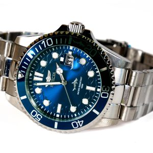 Invicta 30019 Pro Diver Quartz Blue Dial Mens Watch