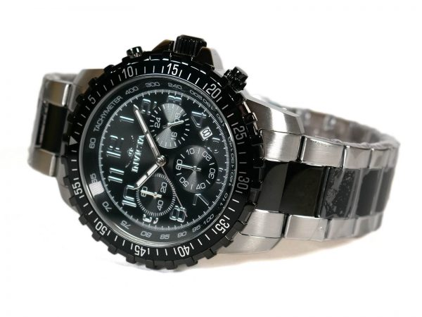 Invicta 1326 Specialty Black Dial Watch