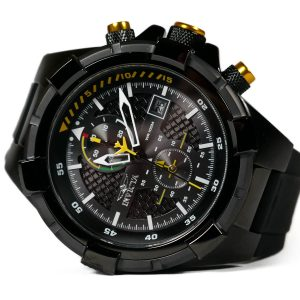 Invicta 28103 Aviator Black Case Black Dial Watch